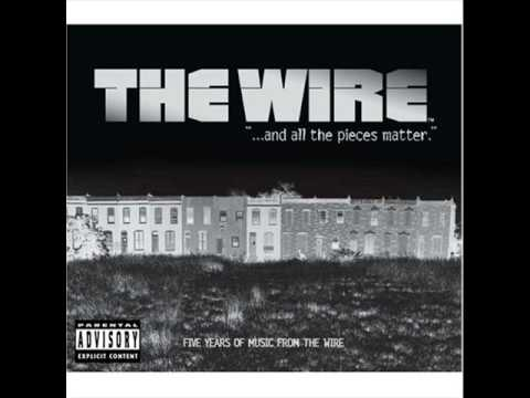The Wire: Lafayette Gilchrist- Assume the Position