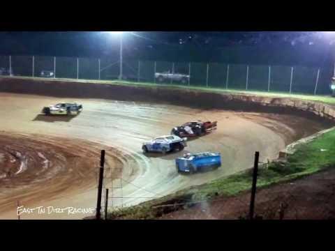 Pony Feature @ Wartburg Speedway (7-3-17)