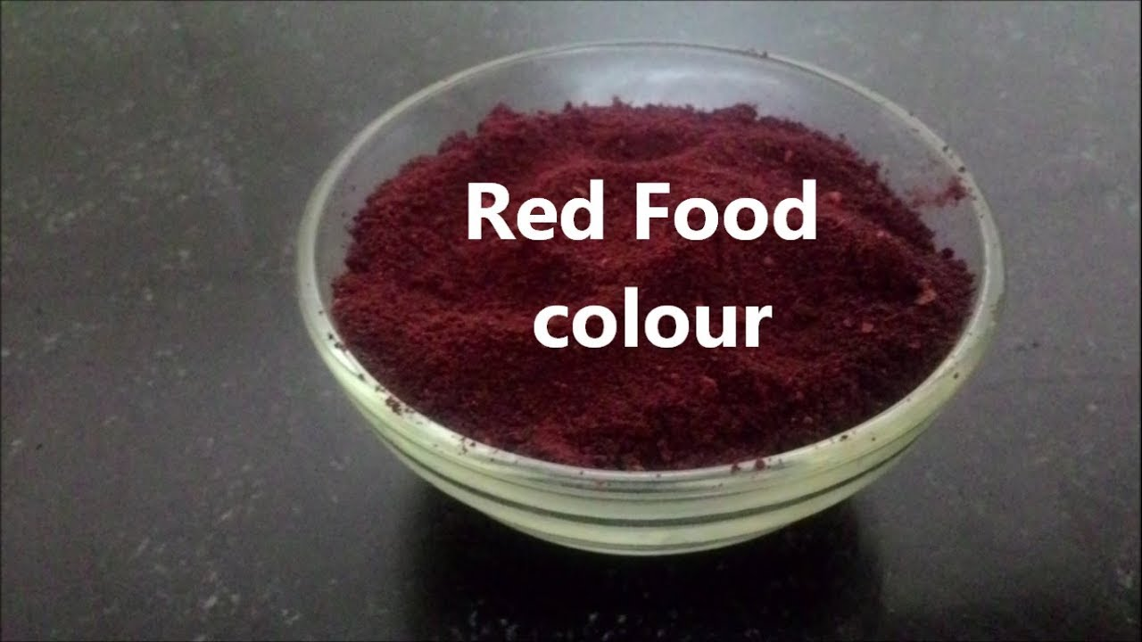 Red food color made at home in Malayalam || EP-72 - YouTube