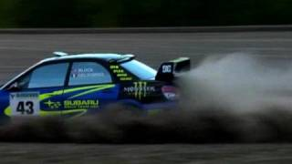 Ken Block Racing Ojibwe Rally