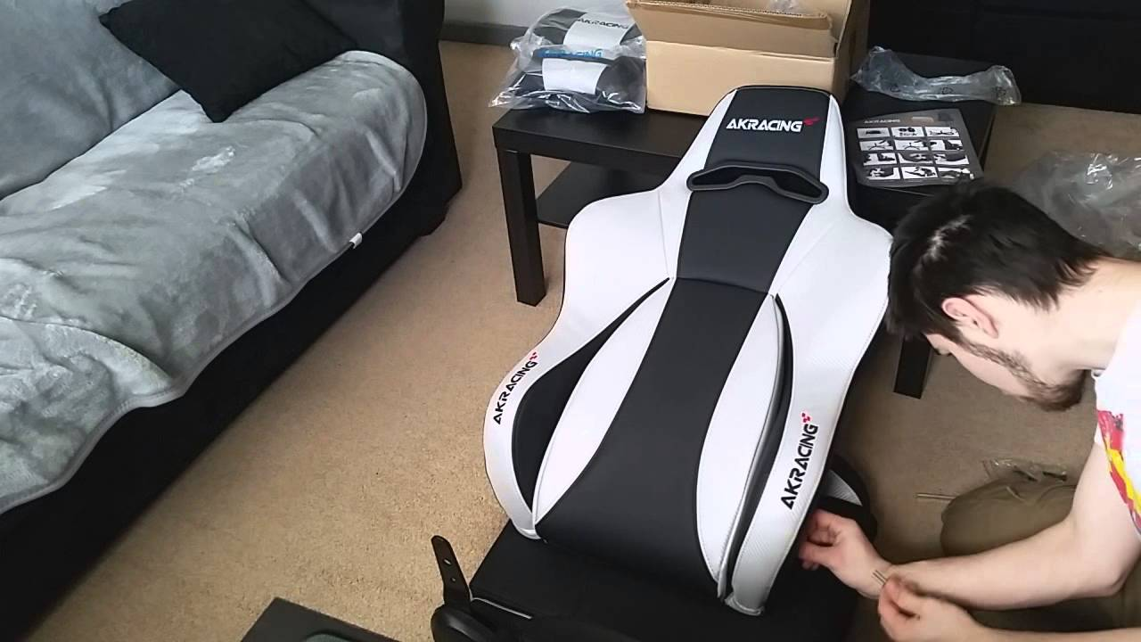 Assembly AKRacing Chair