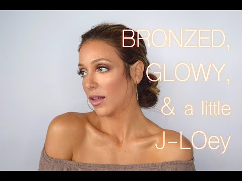 Bronzed, Glowy and a little J Loey | Cruelty-Free & Nontoxic