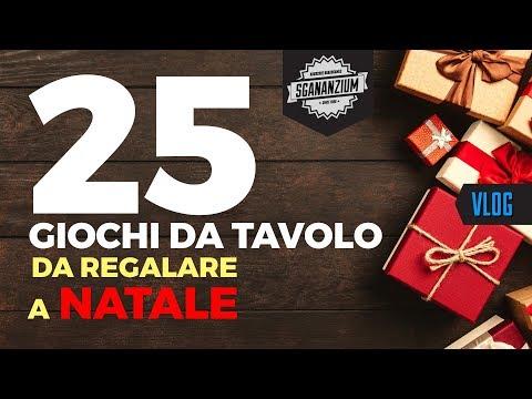 25 Giochi da Tavolo da regalare a Natale