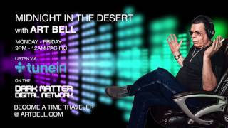 Art Bell Encounters A Classified Caller on Midnight In The Desert