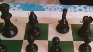USCF chess set and clock package opening