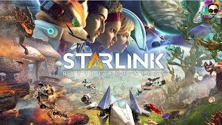 Strarlink Livestream : Starfox ist back !