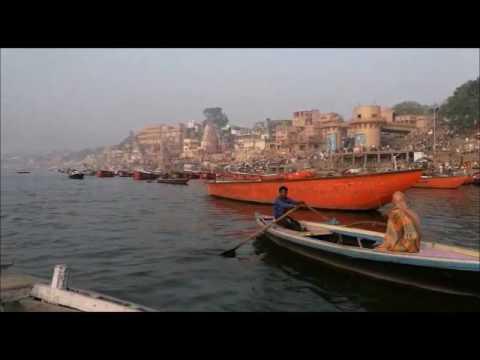 Alba sul Gange