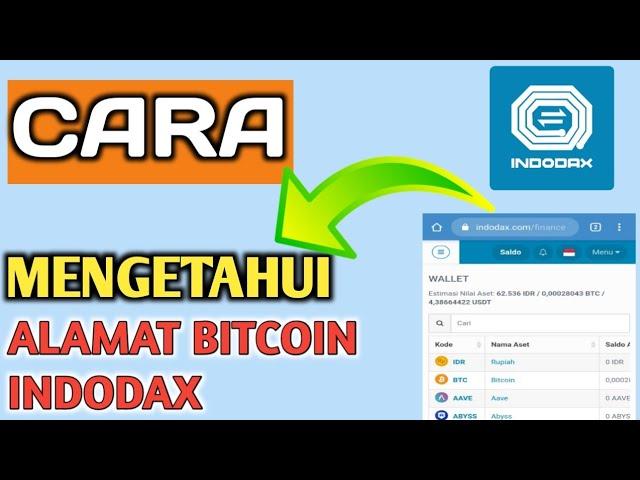 cara mencari bitcoin