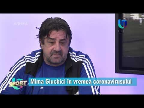 Mima Giuchici în vremea coronavirusului