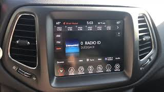 Stop Jeep Radio from Playing Automatically