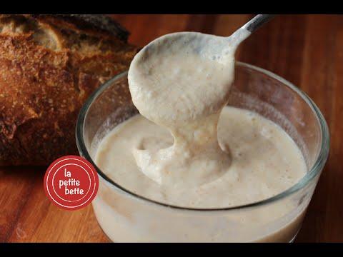 🥖-comment-faire-son-levain-maison-100%-naturel-🍞la-petite-bette-pain-maison