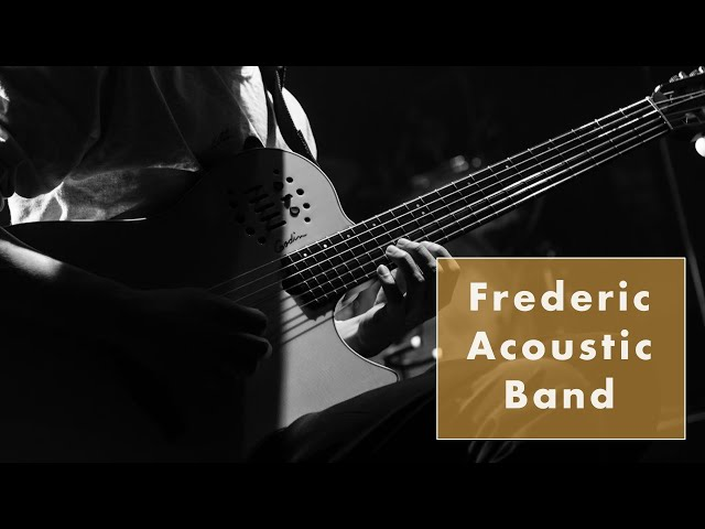 フレデリック「リリリピート」Live at FABO!!~Frederic Acoustic Band Online~
