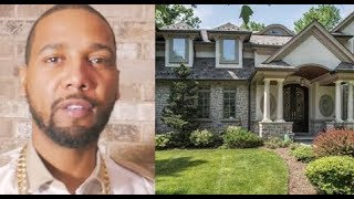 Juelz Santana Facing Foreclosure On New Jersey Home and 10 Years in Jail CANT FEEL MY FACE 2