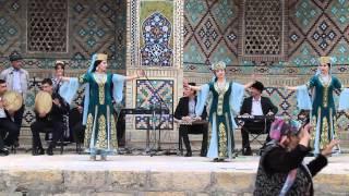 Navruz (Nowruz) Dance In Bukhara, Uzbekistan