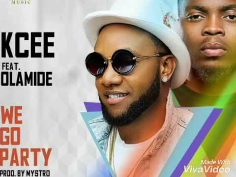 OFFICIAl:Kcee ft Olamide :we go party(video)