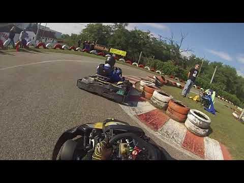 Supergp Nagy Marcell 201710 Kart Farm OAGB Onboard