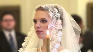Видеосъемка венчания Романа и Юлии