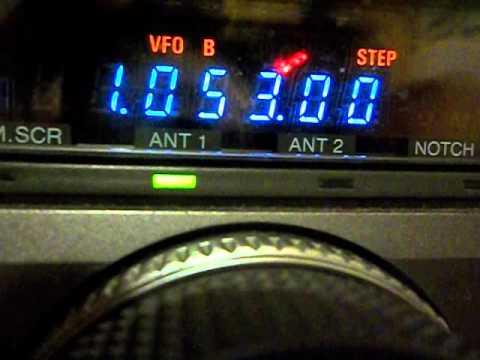 Radio Libya  1053 khz