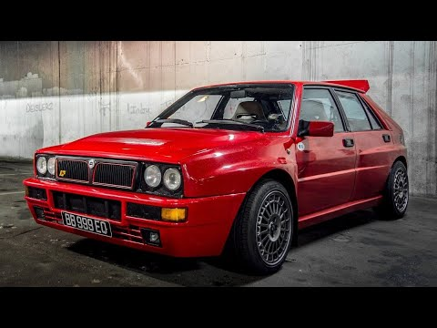 LANCIA DELTA HF INTEGRALE SOUND COMPILATION
