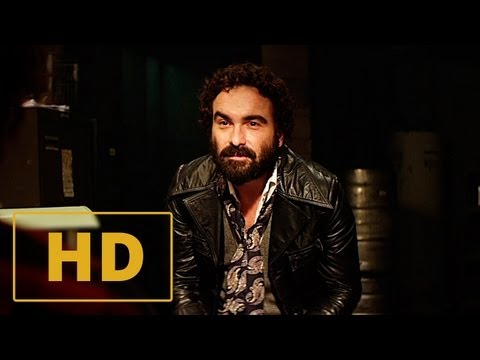 CBGB Movie Clip - Terry And Hilly HD (2013) - Alan Rickman, Johnny Galecki