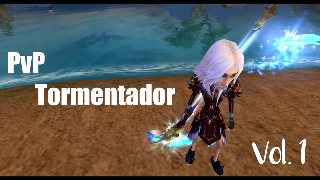 PvP Perfect World - Tormentador (Stormbringer) / AnthonyQQ Vol. 1