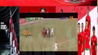 Timnas Indonesia Vs Filipina AFF Suzuki Cup 2014 [Kurnia Meiga]