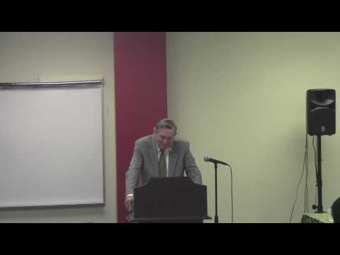 Friday Night Lecture Series: Dr. Stephen F. Brown | Part Two