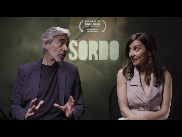 Entrevista 'Sordo' #FundidoaNegro #22FestivalMalaga