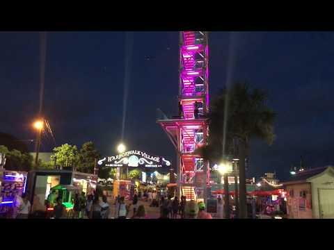 Beautiful Boardwalk Of Destin FL - iPad Pro 10.5 4K Video iMovie