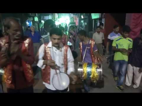Kolkata Dhol Tasha party Rohit