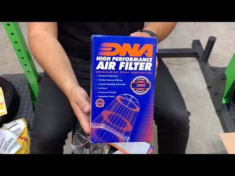 2019 Royal Enfield Continental GT 650 // DNA High Performance Air Filter Installation