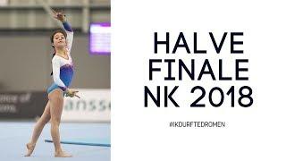 Gymnastics | Turnen - NK halve finale 2018 Keira Immerzeel Pupil 2 N2 (Leek)