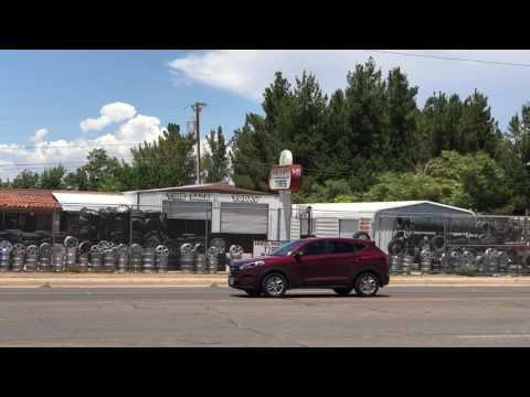 Jon Ray Tires wheel Master #2 in Douglas, Arizona. Fiesta Time.