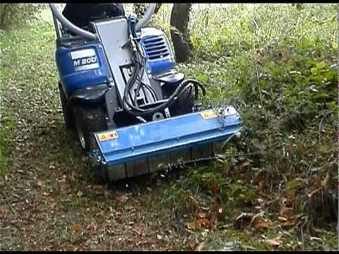 Flail Mower - Shank's MultiOne