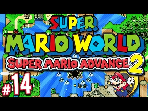 Super Mario Advance 2 - GREEN YOSHI IS BACK!!   PART 14