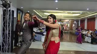 Download Video Deepak and Anuja Engagement Dance Performance | Best Surprise Proposal | Indian Wedding Dance MP3 3GP MP4
