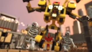 Emmet's Construct-o-Mech - The LEGO Movie - 70814 thumbnail
