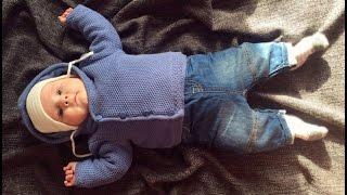 Как одеть ребенка осенью +15 градусов.