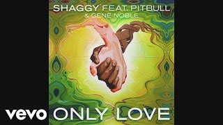 Shaggy ft. Pitbull, Gene Noble - Only Love