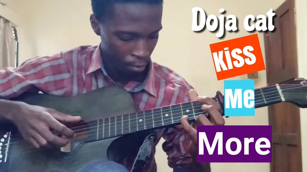 Kiss Me More - Fingerstyle Guitar Cover | Doja Cat ft SZA