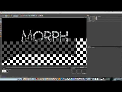 Tutorial - The Morph Effect | Cinema 4D by IModernArts