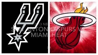 All NBA finals 1947-2014