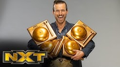Adam Cole wins Overall Competitor of the Year: WWE NXT, Jan. 1, 2020
