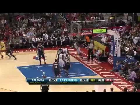 LA Clippers vs. Atlanta Hawks (Highlights) November 11, 2012