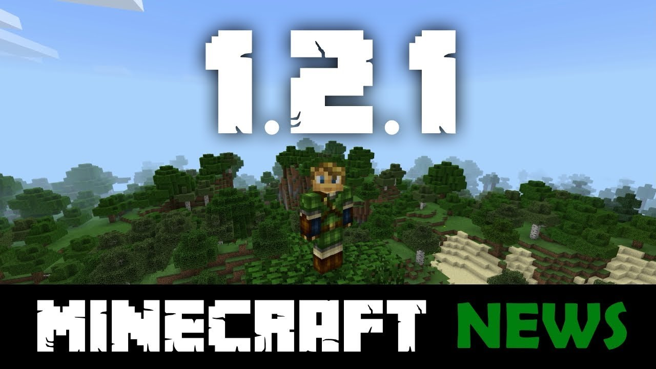 What S New In Minecraft Bedrock Edition 1 2 1 Youtube