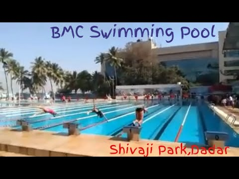 BMC Swimming Pool/Shivaji Park/Mumbai
