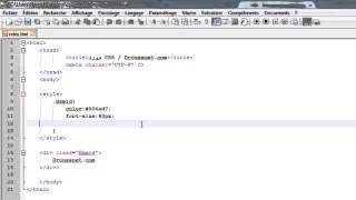 دورة CSS : الدرس 10 (خآصية Direction)