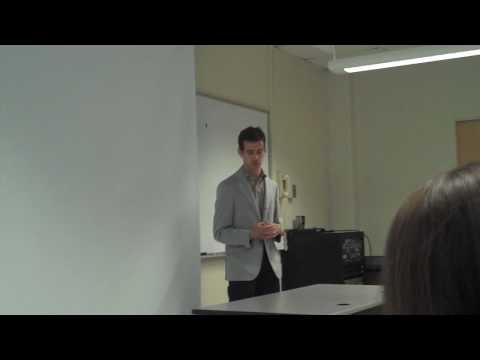 Jack Dorsey tells SFSU students what he does all day