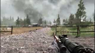 Call of Duty 4. Modern Warfare. Действие 2. Жара