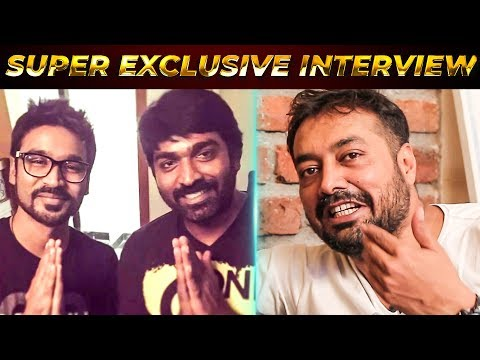 MASSIVE: Dhanush and Vijay Sethupathi in my Hindi film | Anurag Kashyap Opens up | SM 07